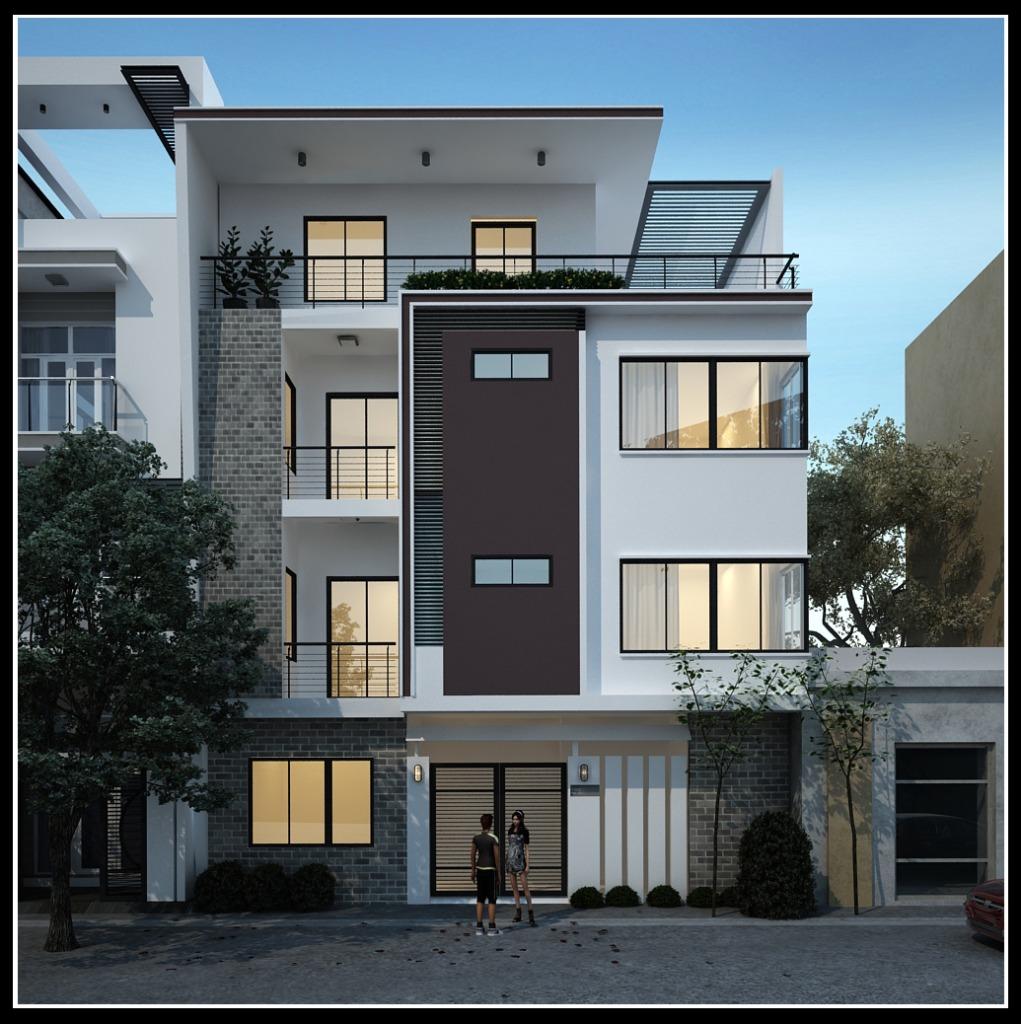 Kết quả hình ảnh cho mẫu kiến trúc nhà đẹp