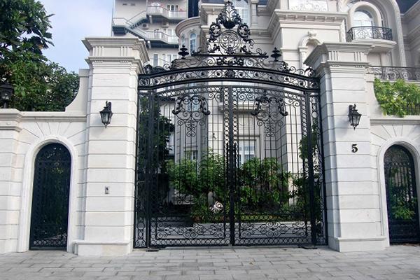 Những mẫu cổng đẹp nhất 2016