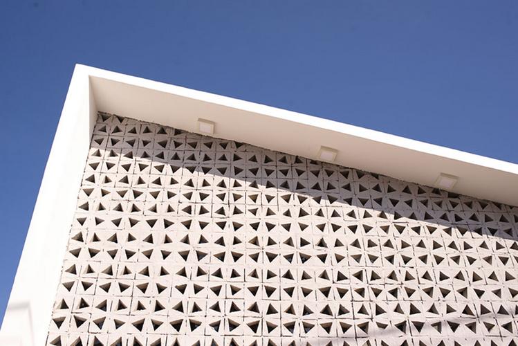 Ứng dụng các loại gạch hoa thông gió eco bằng xi măng trong thiết kế