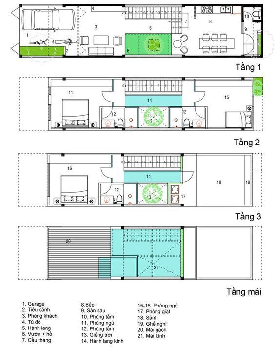 Bảng Báo Giá Thiết Kế Kiến Trúc Nhà Đẹp Năm 2018 Tại Hà Nội