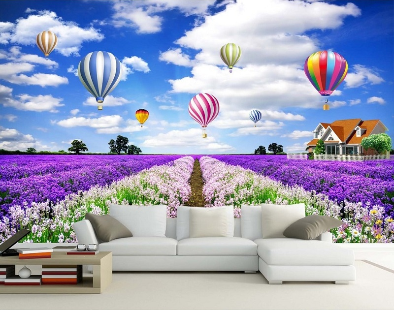 23 Mẫu tranh gạch 3d ốp tường trang trí phòng khách đẹp giá rẻ
