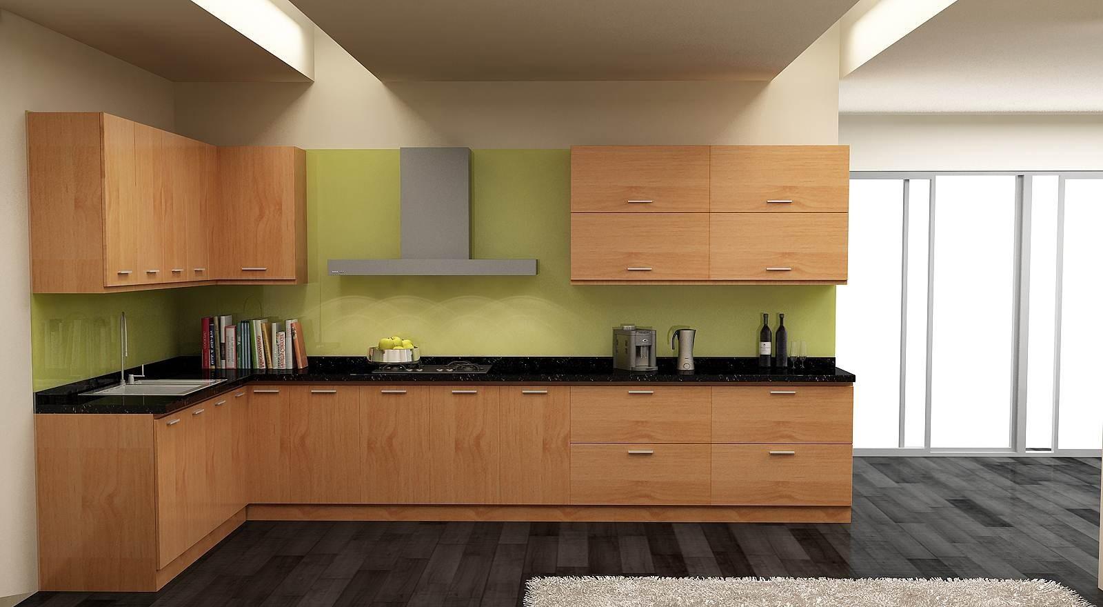 Kinh nghiệm thiết kế tủ bếp hiện đại
