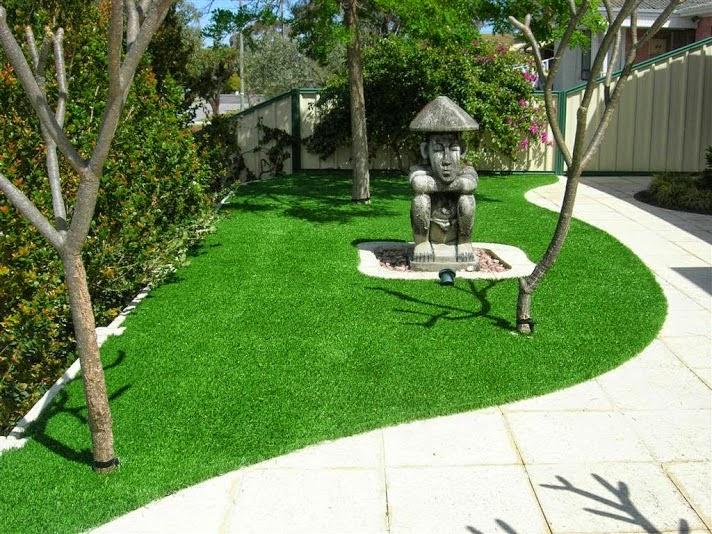 Thảm cỏ nhựa trang trí đẹp giá rẻ